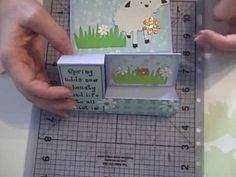March Tri-Fold Card.wmv (+playlist)
