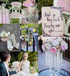 Disney movie Tangled inspired Wedding Ideas