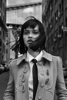'fashion portrait' by Alex Covo