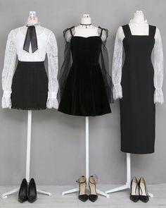 Korean Fashion – How to Dress up Korean Style – Designer Fashion Tips Korean Girl Fashion, Korean Fashion Trends, Korean Street Fashion, Ulzzang Fashion, Cute Fashion, Asian Fashion, Style Fashion, Fashion Ideas, Kpop Fashion Outfits