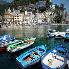 Cetara (Amalfi Coast)
