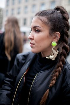London Fashion Week Street Style They Are Wearing