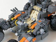 Awesome Robo!: Kwi Chang: Lego Master? More Like Lego God