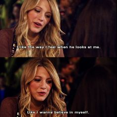 Discovered by live love laugh. Find images and videos about gossip girl, blair waldorf and blake lively on We Heart It - the app to get lost in what you love. Nate Archibald, Gossip Girl Serena, Gossip Girls, Tv Show Quotes, Film Quotes, Couple Quotes, Quotable Quotes, Quotes Quotes, Gossip Girl Memes