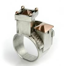 Lovely ring by Vicki Ambery - Smith