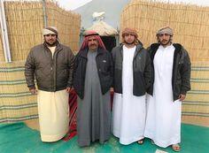 Hamdan bin Rashid bin Saeed Al Maktoum con sus hijos: Saeed, Rashid y Maktoum bin Hamdan bin Rashid Al Maktoum, 12/2016. Vía: latifahamdan_mak