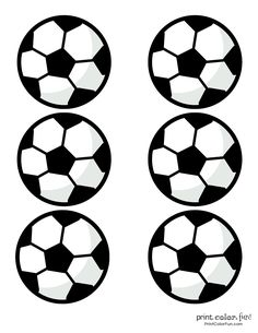 Custom & Novelty Inches} 12 Bulk Pack, Mid-Size Button Pin-Back Badges for Unique Clothing Accents, Made of Rust-Proof Metal w/ Athletic Sports Football Soccer Ball Style [Black & White] World Map Coloring Page, Emoji Coloring Pages, Wizard Of Oz Color, Coloring Pages Inspirational, Christmas Coloring Pages, Sport Football, Unique Outfits, Coloring Pages For Kids, Soccer Ball