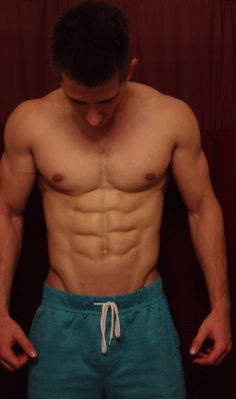 Looking clean, lean and roid-free