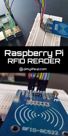 How to setup a Raspberry Pi RFID RC522 Chip