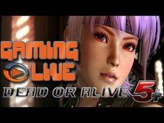 GAMING LIVE PS vita - Dead or Alive 5 Plus - Jeuxvideo.com -  - http://jeuxspot.com/gaming-live-ps-vita-dead-or-alive-5-plus-jeuxvideo-com/