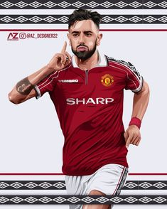 Manchester United Wallpaper, Manchester United Football, United We Stand, Sports Wallpapers, Old Trafford, Graphic Design Posters, Football Players, The Unit, Manga