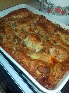 No Cook Meals, Kids Meals, Meat Recipes, Cooking Recipes, Hungarian Recipes, Hungarian Food, Herbal Remedies, Bologna, Food Hacks