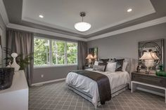 Four Key Elements Every Master Bedroom Design Needs