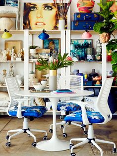 I want to live in Emily Henderson's studio (via DomaineHome.com)