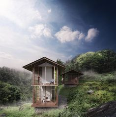 Carlo Ratti Associati proposes new types of vernacular houses in the Indian…