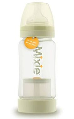 New Mixie Baby Bottle - Awesome bottles!!!