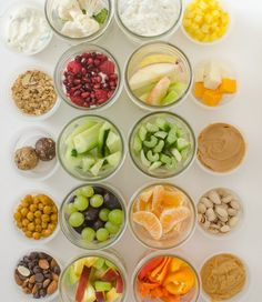 10 Healthy Snacks You Can Prep in Advance