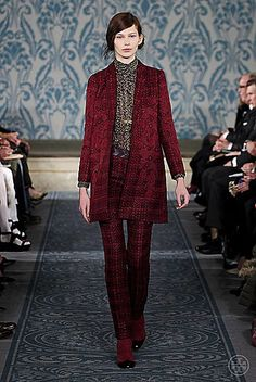 Tory Burch Fall 2013 #ToryFall13