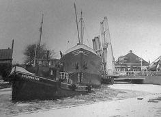 Bruggen Appingedam (jaartal: 1960 tot 1970) - Foto's SERC