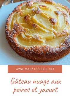 Pastry Recipes, Cake Recipes, Dessert Recipes, Cooking Recipes, Apple Recipes, Sweet Recipes, Cake Factory, Bread Cake, Winter Food