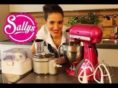 Küchenmaschinen-Check: Kitchenaid vs. Kenwood vs. Thermomix / Tipps zum Kauf - YouTube