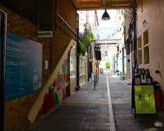 eccleston yards entrance Fuel Bar, Restorative Yoga Poses, London Lifestyle, Elizabeth Street, Jones Family, Red Rooms, Al Fresco Dining, Fitness Studio, Creative Outlet