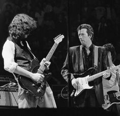 Page & Clapton