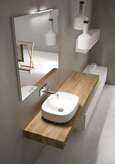La nuova collezione firmata Toema vive di una suggestiva combinazione tra design e materia dove il fattore estetico si rivela concreto e funzionale. Bathroom Inspiration, Top Bathroom Design, Bathroom Sink Design, Bathroom Vanity Designs, Bathroom Interior Design, Best Bathroom Vanities, Interior, Modern Sink, Vanity Design