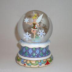 Tinkerbell Christmas waterball
