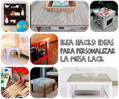 Cómo tunear una mesa infantil | Hacer bricolaje es facilisimo.com