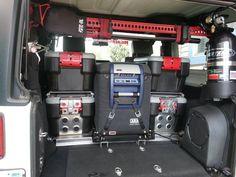 ARB Refrigerator/Freezer - Page 2 .have bottom metal platform on tracks to slide out Modificaciones Jeep Xj, Jeep Rubicon, Jeep Wrangler Tj, Jeep Truck, Jeep Wrangler Unlimited, Jeep Wrangler Interior, Chevy Trucks, Jeep Wrangler Accessories, Jeep Accessories