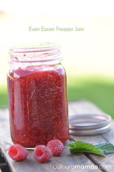Even Easier Freezer Jam