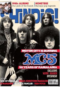 Issue no. 80 of Shindig! magazine. Look in the upper left corner. Both my Long Ryders and the band I formed before them, The Unclaimed, are listed in the Best Of The 1980s Bands articles on page 38. See next pin for the page 38 article itself.