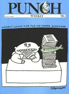 Punch Magazine, Paper Shredder, Memes, Paper Shredder Machine, Meme