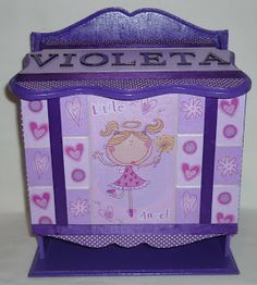 MiniMandy: Pañalera. Diseño: Violeta Little Angel