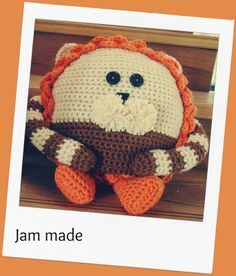 Amigurumi Reindeer Pattern Free : 1000+ images about leeuwen haken on Pinterest Crochet ...