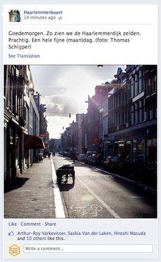 De Beste Social Media - Goedemorgen! Van: Haarlemmerbuurt Platform:...