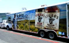 fellers wrap | Our wraps for Stubb's B-B-Q truck and trailer. Artwork by Liz Berry ...