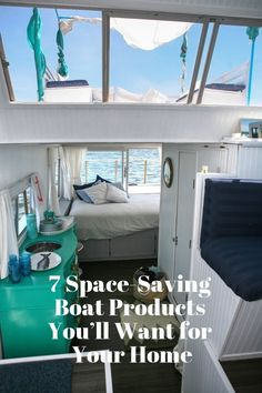 7 Space-Saving Boat Products You'll Want for Your Home   Apartment Therapy