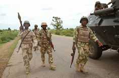 """Top News: """"180 Boko Haram Suspects Freed By Nigerian Military""""…"""
