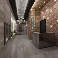 With $3M For Capital Improvements, 38 East 29th Street Will Get Modern  Industrial Feel [Updated]. Kristi H · Industrial Office Design Concepts