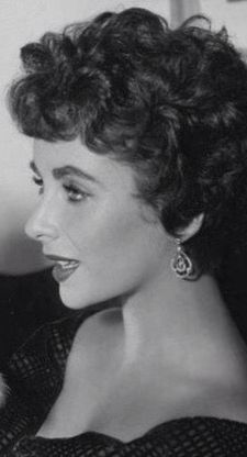 Elizabeth Taylor, 1950's