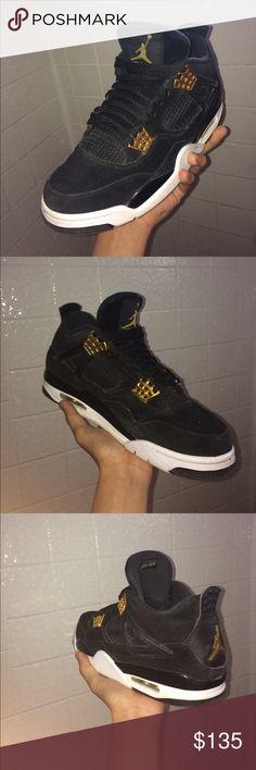 Royalty 4s Need to sell quick! Air Jordan Shoes Sneakers