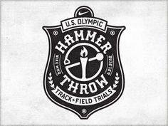 nike ht2 cut 15 Awesome Badge Designs from Dribbble