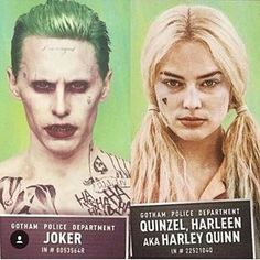Harley and joker Harly Quinn Quotes, Harely Quinn And Joker, Harley And Joker Love, Margot Robbie Harley Quinn, Daddys Lil Monster, Gotham Girls, Best Superhero, Gotham City, Comic Character