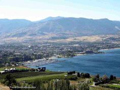 Penticton, BC (Canada) - The Okanagan is God's country, baby. West Coast Canada, O Canada, Lake Life, Most Romantic, Where The Heart Is, Far Away, British Columbia, Vancouver, Travel Destinations