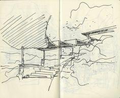 [A3N] : Falling Water ( Frank L Wright) / JlorenzoTorres
