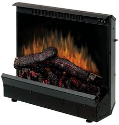 Buy the Dimplex Black Direct. Shop for the Dimplex Black Deluxe Fireplace Insert and save. Duraflame Electric Fireplace, Electric Fireplace Reviews, Dimplex Electric Fireplace, Electric Fireplace Heater, Electric Fireplace Insert, Electric Logs, Cabin Fireplace, Shiplap Fireplace, Victorian Fireplace