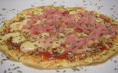 Aisha Kandisha: PIZZA TORTILLERA....CON UN PAR DE HUEVOS!