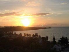 lucie Vue mer exceptionnelle sur la baie (Réf:5272 Appartement Martinique Diamant)